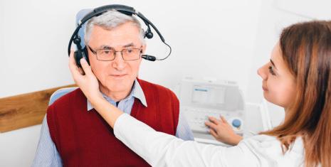 Ακουστική λειτουργία – Βαρηκοΐα – Δρ. Γεώργιος Γαβαλάς, ΩΡΛ